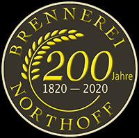 Brennerei Northoff - 200 Jahre